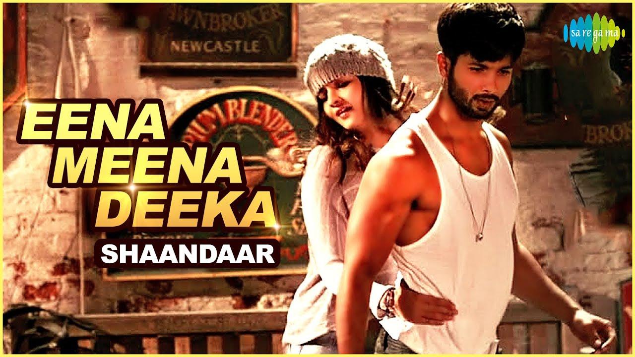 Eena Meena Deeka | Alia Bhatt | Shahid Kapoor | Shaandaar | Mikey McCleary Mix | Full Video