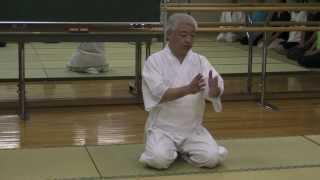 三枝龍生先生最新の合気道講話 2013年8月2日収録映像特別公開!