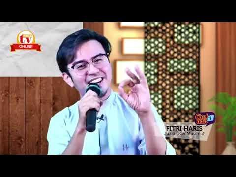 Wahai Kekasihku - Fitri Haris live at Chat2teen