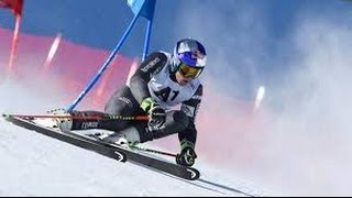 Горные лыжи. Alpine Skiing World Cup. Men's Downhill Aspen (USA). Norsk