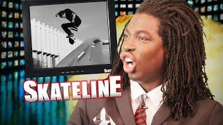 SKATELINE - Franky Villani, New Deathwish Am, Drop In Macba, Alexis Ramirez & More