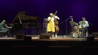 CÉCILE MCLORIN SALVANT 'Let's Face The Music And Dance' | Noches del Botánico 2018