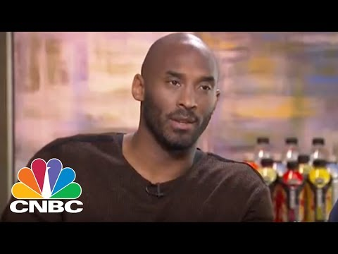 Kobe Bryant On How He Is Bringing Innovation To Sports Drink BODYARMOR   CNBC