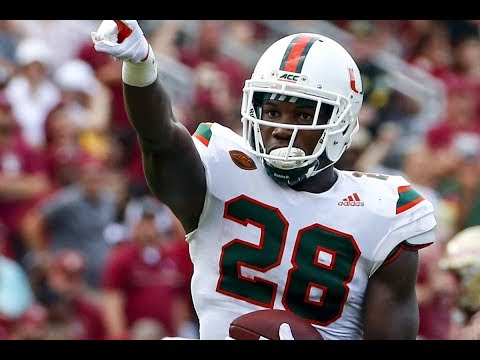The Most Lockdown Corner in the ACC 🔒 Michael Jackson Miami Highlights