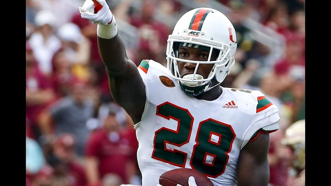 The Most Lockdown Corner in the ACC