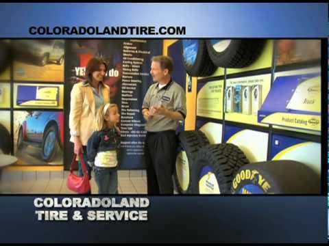 Coloradoland Tire And Service Auto Repair 11196 W Colfax Avenue Denver, CO
