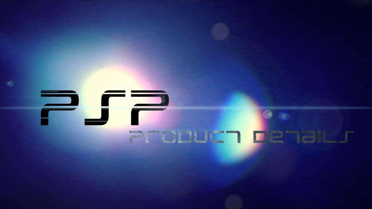 psp logo title sequence youtube