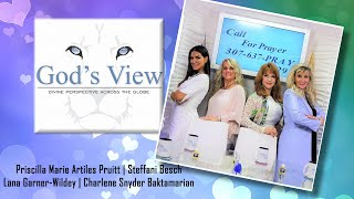 Part 1, Amanda Bench Testimony on God's View