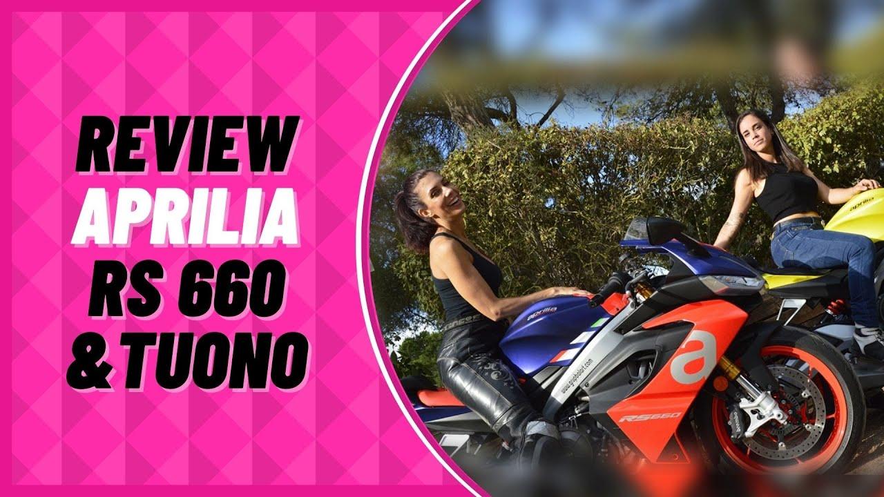 APRILIA RS 660 y TUONO 660 REVIEW. ¿Son las MEJORES MOTOS de 600cc?