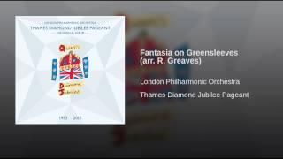 Fantasia on Greensleeves arr R Greaves