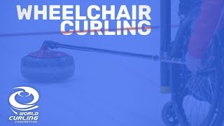 We are Wheelchair Curling