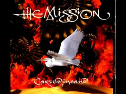 THE MISSION  Carved In Sand full Album