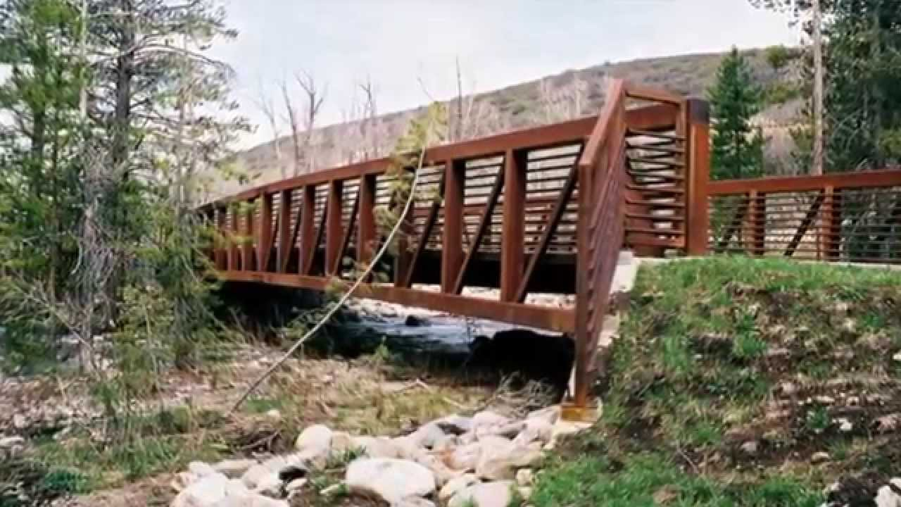 Excel bridge prefabricated pedestrian bridges truss for Prefab trusses