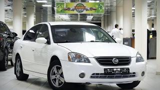 Nissan Altima с пробегом 2004
