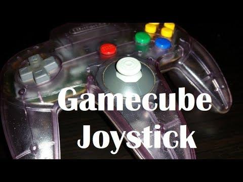 How To Replace N64 Controller Joystick w/ Gamecube Joystick - YouTube