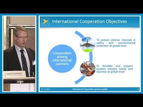 International Cooperation & General Aviation topics