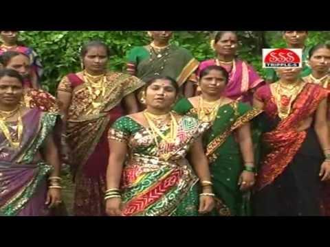 Pahile Naman Namu Konala I Marathi Pheryanchi Gaani I Ganpati Song I