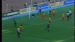 Juventus Lecce 2-0 - Serie A 1997-98