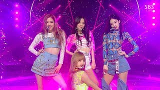 BLACKPINK - 'FOREVER YOUNG' 0722 SBS Inkigayo