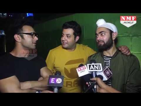 Janata Bar में Fukrey Returns की Team ने Celebrate की Film की Success