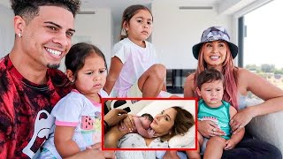 OUR KIDS REACT TO THEIR BIRTH VIDEOS!!! **TOO CUTE**