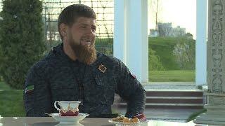 Эксклюзивное интервью  Рамзан Кадыров