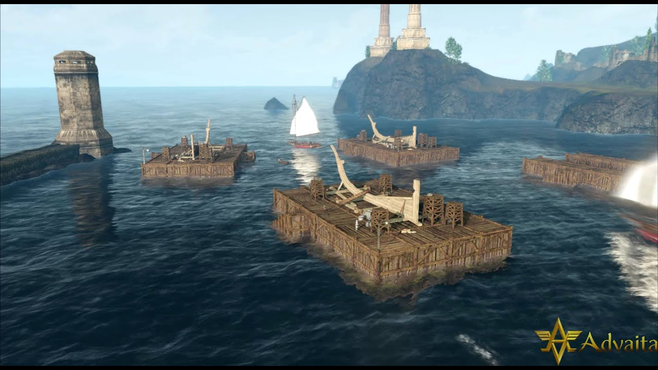 Ship Building Games Onlibe