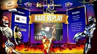 Rare Replay : Killer Instinct Gold  Gameplay [ HD ]