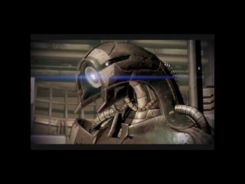 Legion on the Quarian Flotilla - Mass Effect 2