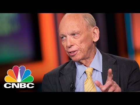 Vice Chairman At Blackstone Byron Wien On Tech Stocks, Bitcoin And More (Full) | CNBC