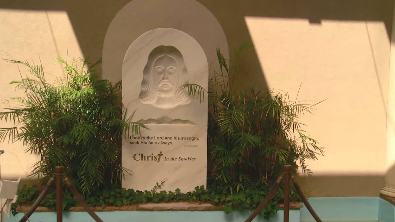 Christ in the smokies museum preview youtube - Christ in the smokies museum and gardens ...