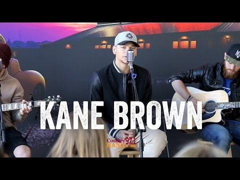 Kane Brown (Cover) - Three Wooden Crosses