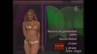 Vanessa Huppenkothen Nuestra Belleza México 2007 top 15