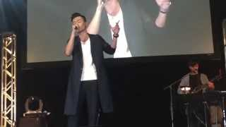 周柏豪  雷諾演唱會 Pakho Chau Reno Concert 05.24.2015-- 我的宣言