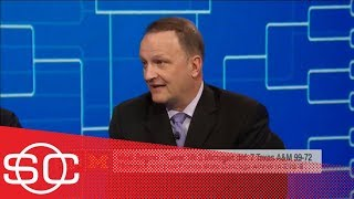 Dan Dakich after Michigan's Sweet 16 win: 'I don't think Texas A&M tried' | SportsCenter | ESPN