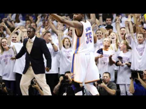 Kevin Durant Beats LeBron James In Game 1