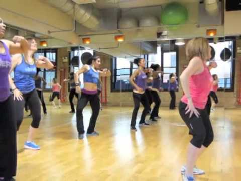 WERQ Dance Fitness Workout Promo Highlights