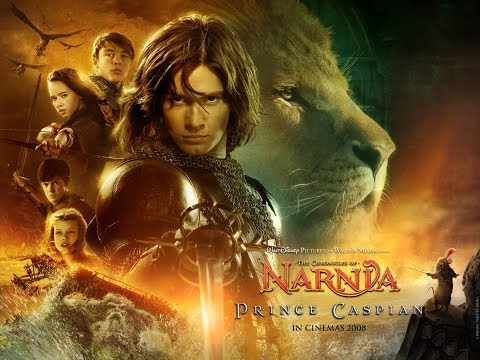 Prince Caspian 1&2 - The Chronicles of Narnia Audiobook