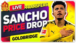 Sancho Price Drop! Pogba Can Go! Man Utd Transfer News