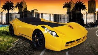 Ferrari Gt Turismo Car Bed By Drift 2 Dream