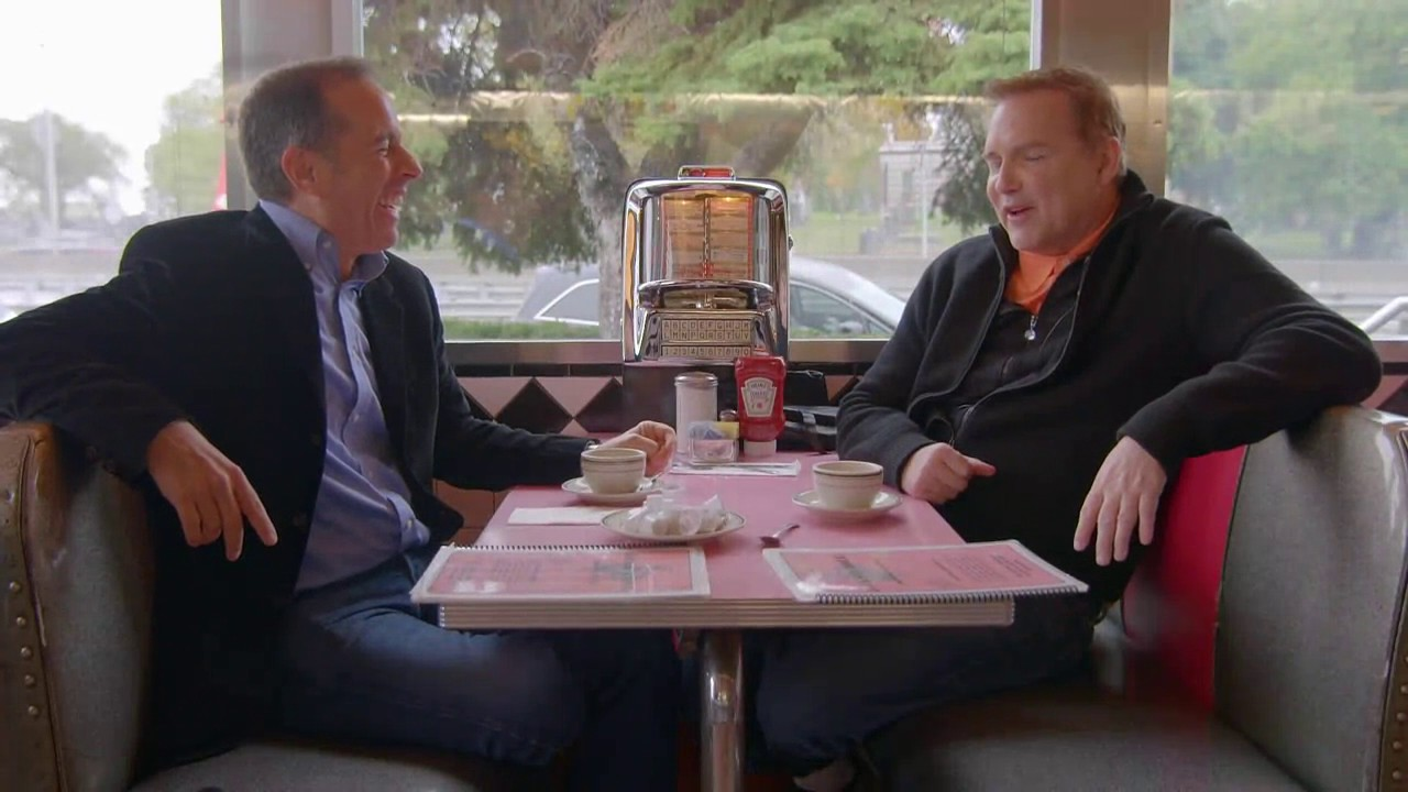 Comedians In Cars Getting Coffee Norm Macdonald