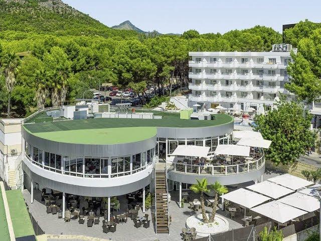 Neu Allsun Hotel Paguera Park Mallorca Travelerbase Traveling