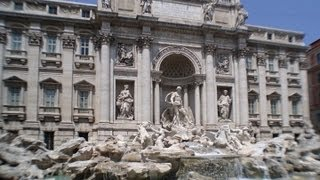 Rome A walking tour around the city / Roma Un paseo por la ciudad