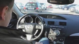 Mazda 3 2012 1.6 AT Огляд і огляд!