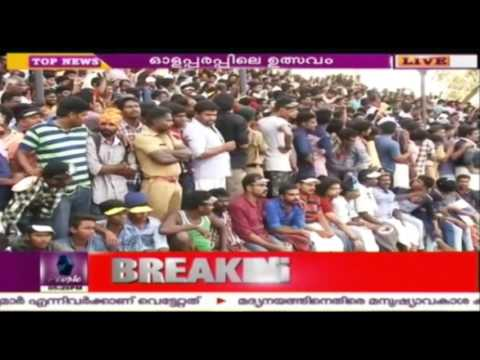 Nehru Trophy Boat Race - Live From Punnamada Lake