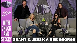 PT1 Husband & Wife Voice Over Team - Grant & Jessica Gee-George | Voice Actors, Acting