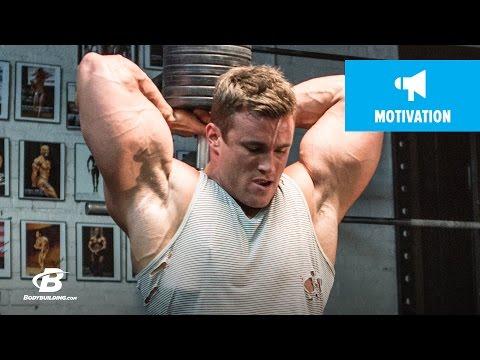 Crush Your Workout | Calum von Moger & Jen Jewell Gym Motivation