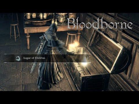 Bloodborne - Location of the Augur of Ebrietas {Full 1080p HD}