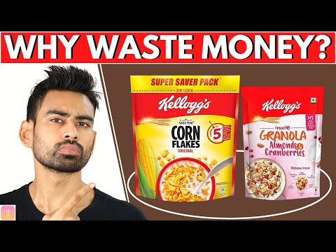 15 Breakfast Cereals in India Ranked From Worst to Best