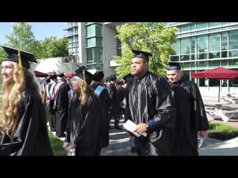 Cecil College Graduation 2016